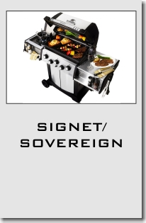 Grille Broil King Signet-Sovereign
