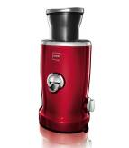 Wyciskarka soków Novis Vita Juicer - cherry red EXCLUSIVE LINE